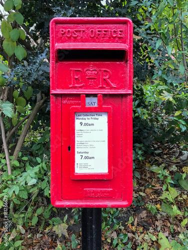 Englischer Briefkasten Kaufen Sie Dieses Foto Und Finden Sie