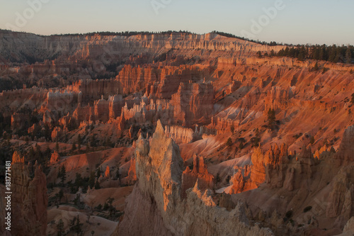 Photo Stands Cuban Red Bryce canyon