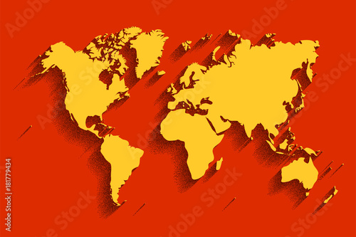 world-map-vector-color-background