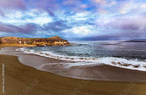 Valokuva  Seascape at Monastery Beach in California