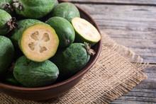 Tropical Fruit Feijoa
