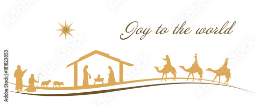 Carta da parati Christmas time
