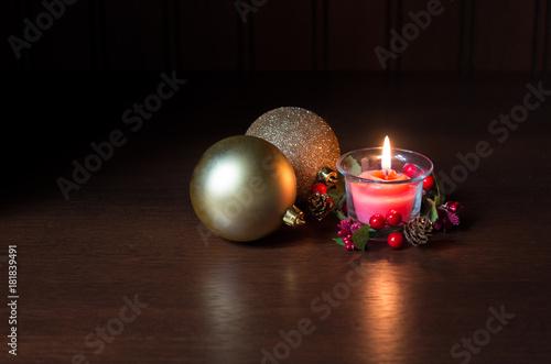 Fotografering  Adornos navideños