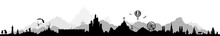 Skyline Bayern