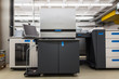 New Digital Printer Modern Technology Clean Printing Industry Print CMYK Toner Factory Nobody