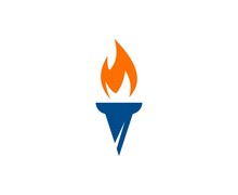 Torch Logo Logo