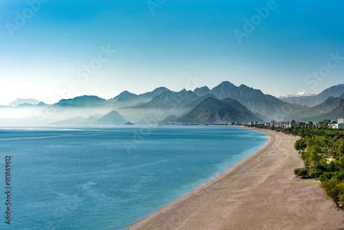 Photo Antalya Konyaalti Beach