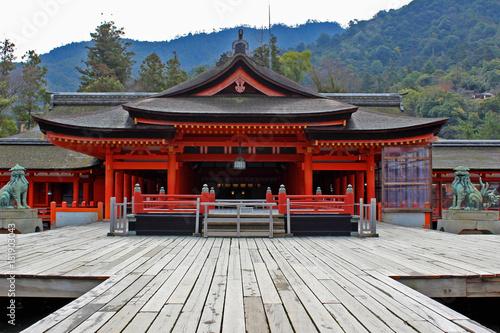 Photo  miajyma temple