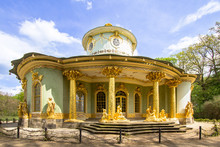 Teahouse In The Sans Souci Park, Potsdam