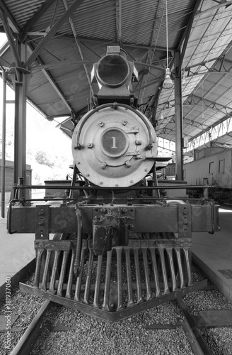 Front of a Wild West Train  © paulbriden