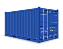 Cargo Container For The Delive...