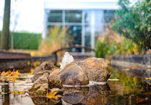 Fotografering  Brunnen