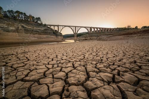 Sequía Canvas-taulu