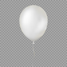 Balloon Isolated