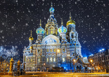 Church Of The Savior On Blood ...