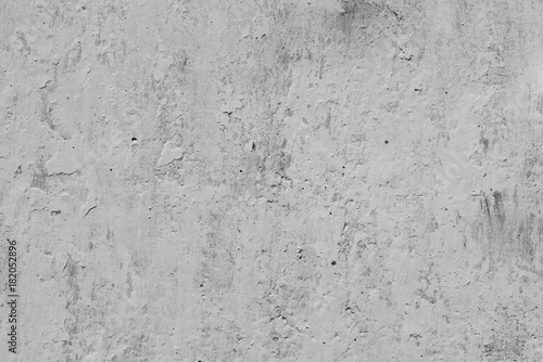 Photo Stands Concrete Wallpaper Wall fragment with scratches and cracks