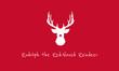 Rudolph - Weihnachtskarte Christmascard
