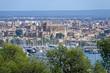 Palma de Mallorca-Skyline