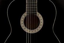 Black Acustic Guitar