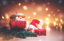 Dessert Zu Weihnachten - Brata...