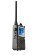 Walkie-talkie Isolated On Whit...