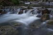 Slow Shutter Image of River