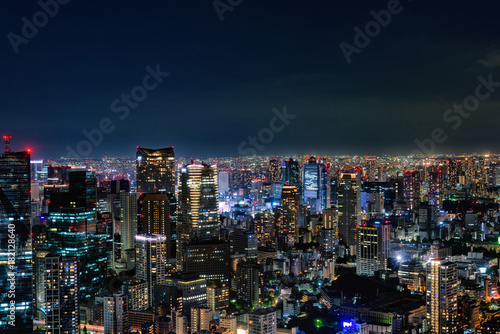Poster Tokyo 日本・東京の夜景