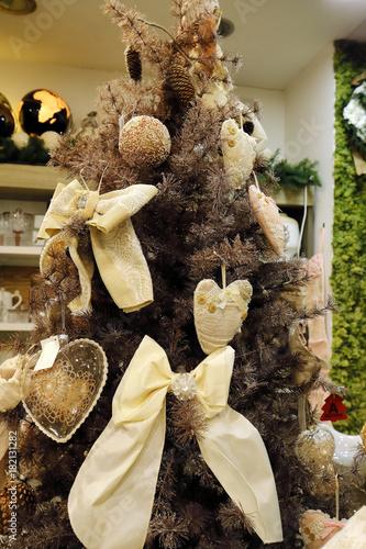 Fototapety, obrazy: Christmas tree