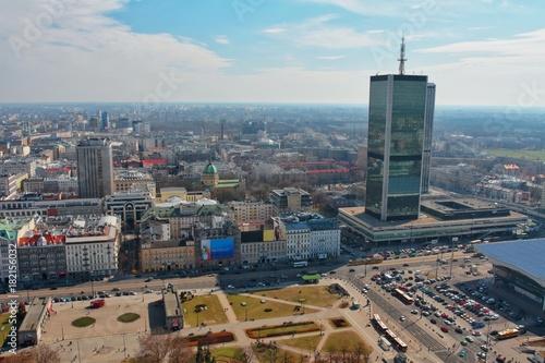 Centro di Varsavia, Polonia
