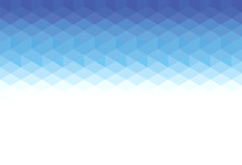 Abstrakter Hintergrund Blau,  Illustration