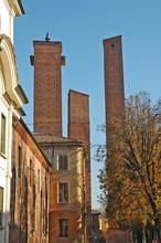 Pavia, Le Torri Medievali