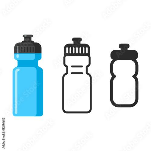 Cuadros en Lienzo Sports water bottle