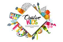 Kids Art Craft, Education, Cre...
