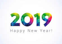 2019 A Happy New Year Greeting...