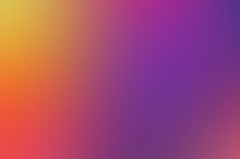 Blur Colorful Background Purple Yellow Blue Green Color Primary Colors Color Theory