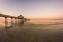 Ft. Myers Pier Sunrise