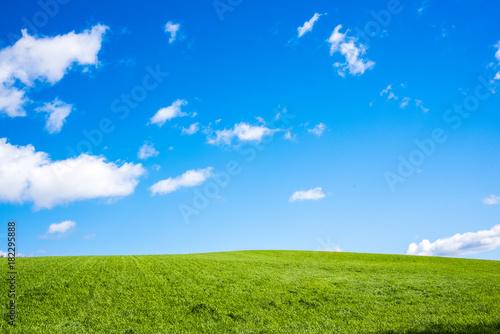 丘の風景 秋景色 美瑛 拓進