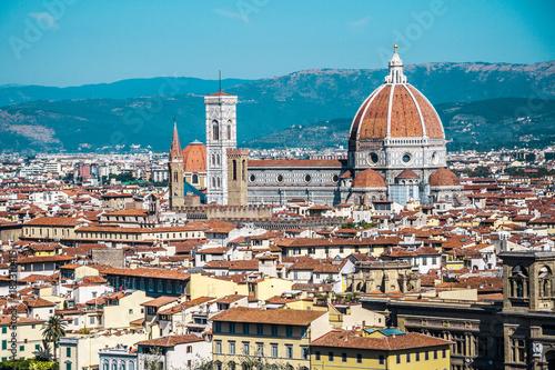 Fotografie, Obraz  Firenze cathedral