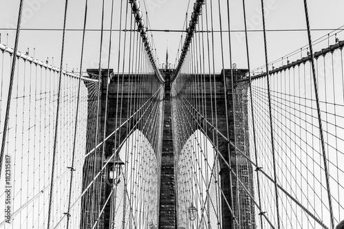 Fototapeta premium Most Brookliński
