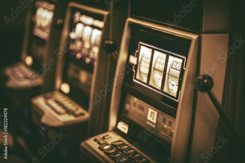 Foto  Slot Machine Gambling