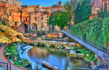 Greek-Roman Theatre Of Catania...