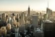 New York Skyline Manhatten Cityscape