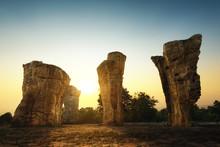 Stonehenge Of Thailand (Mo Hin...
