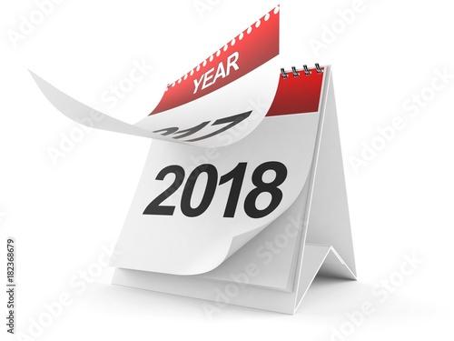 Fotografia  2018 kalendarz