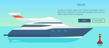 Modern High Speed Yacht Websit...