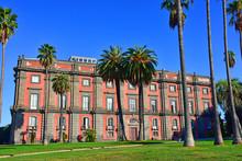Napoli, Capodimonte, La Reggia E Il Parco.