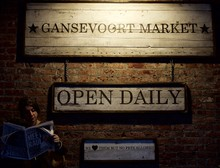 New York City - Gansevoort Market