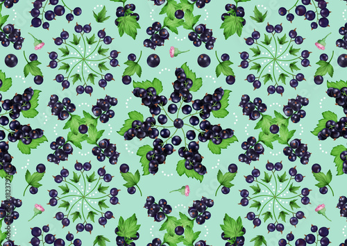 blackcurrant Poster