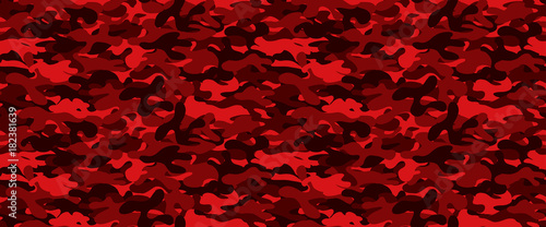 Pinturas sobre lienzo  Camouflage background. Seamless pattern.Vector. 迷彩パターン