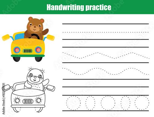 handwriting practice net